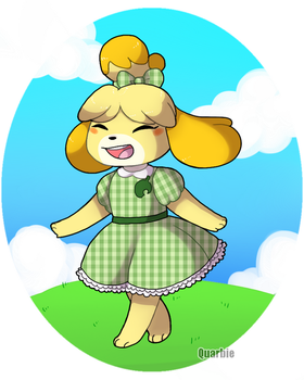 Isabelle by Quarbie
