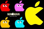 Macman Wallpaper by graphicpoetry