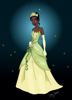 Princess Tiana 2 by Cor104