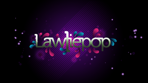 Youtube banner - Lawliepop by Aryiana-dzyn