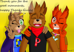 Thanks Giving Gift by LugiaFan17