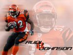 Rudi Johnson Bengals by ObsidianDigital