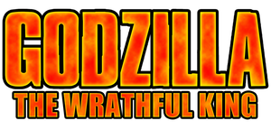 Godzilla The Wrathful King Logo - Alternative 02 by KingAsylus91