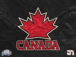 Football Canada Logo by JimmyNutini