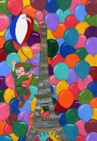 Peter Pan in Paris by DisneyGirl52