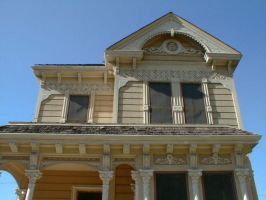 Victorian Era House 4 by mellystock