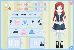 Make a Dreamlike Anime - Dress up Game by willbeyou