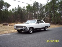 68 Chevy Chevelle SS stock8 by Stock-Tenchigirl15