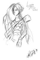 Luryenfha Rmacy ( first try graphic tablet ) by KangooNoh