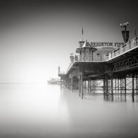 The Brighton Pier by AntonioGouveia