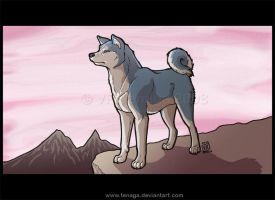 The true Ginga Legend by Tenaga