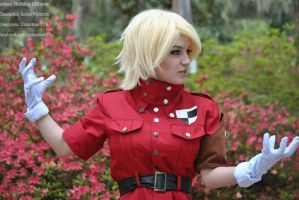 Seras Victoria by Countess Tifa by IsabellaCosplaysky