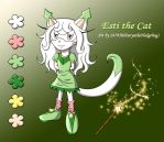 Esti the Cat-Reference by 247950