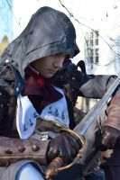 Notorious / AC Unity Arno Dorian Cosplay by KADArt-Cosplay