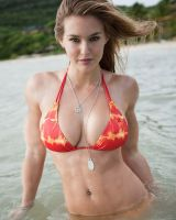 Bar Refaeli by soccermanager