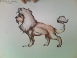 :. Lion .: by salty96