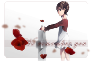 We remember by Purikko