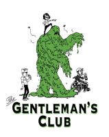 The Gentleman's Club T-shirt Design by WithPencilInHand