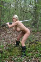 Warrior Queen - 45 by Singingnaturist