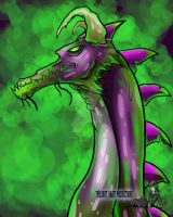 Dragon Bust Poison by TwilightSaint