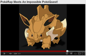 PokeRap Meets An Impossible PokeQuest Video by mondecolore
