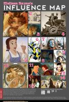 Influence Map by MelZayas