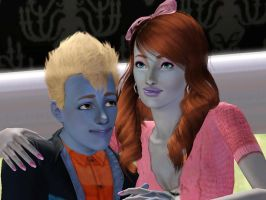 Sims3: Woohoo by GothicKitta