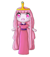 Princess Bubblegum by Raspberry-Sky