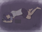 Sleepy Little Luci by IncubusZenith