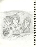 Happy Birthday by SuperNess1000