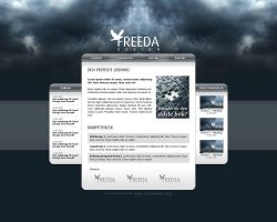 Freeda Design - Webdesign by Noergaard