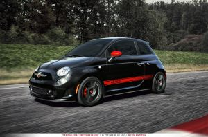 2012 500 Abarth 19 - Press Kit by notbland