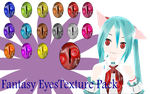 MMD Fantasy Eyes Texture Pack by MMD-Nay-PMD