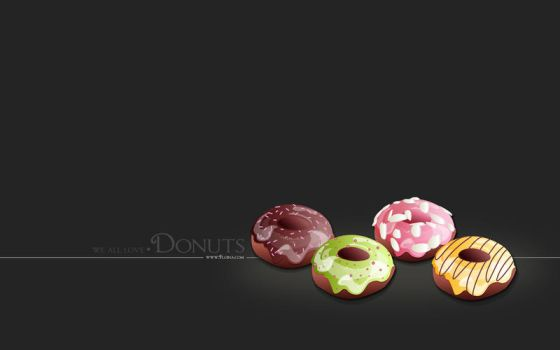Donuts by floina