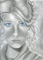Siniye Glaza : Blue Eyes by Hurricane-Jeanne