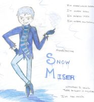 Friends Call Me Snow Miser by DetectiveToony