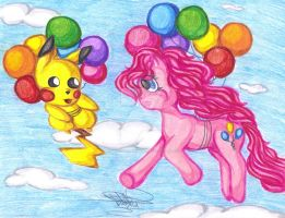 Flying High by PaletteOfRainbows