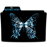 The Butterfly Effect Folder Icon by bedobaho