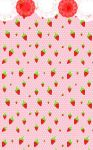 Free Use Strawberry BG by Miss-Gravillian1992