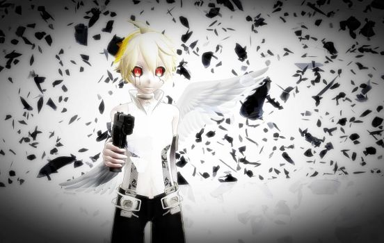 Angel With A Shotgun by sisi4321