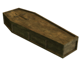 Coffin PNG Stock by Roys-Art