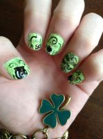 St. Patrick's Day 2013 by wittlecabbage