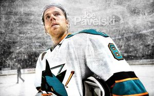 Joe Pavelski Wallpaper by XxBMW85xX
