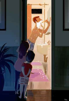 THE Shave. by PascalCampion