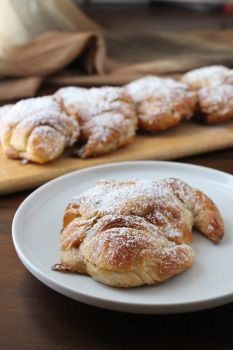 Almond Croissants by LoveandConfections