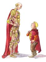 Lannister father and son by cabepfir