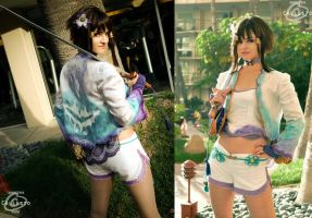 Xianghua: Front and Back by Callesto