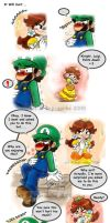 Mario: The Pleasure is Mine :D by saiiko