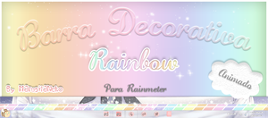 Barra Rainbow by koinomegalovers