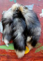 New triple kitsune tail sets FS! by lupagreenwolf